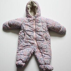 B1G1 50% Oshkosh B'Gosh Pink Floral Snowsuit